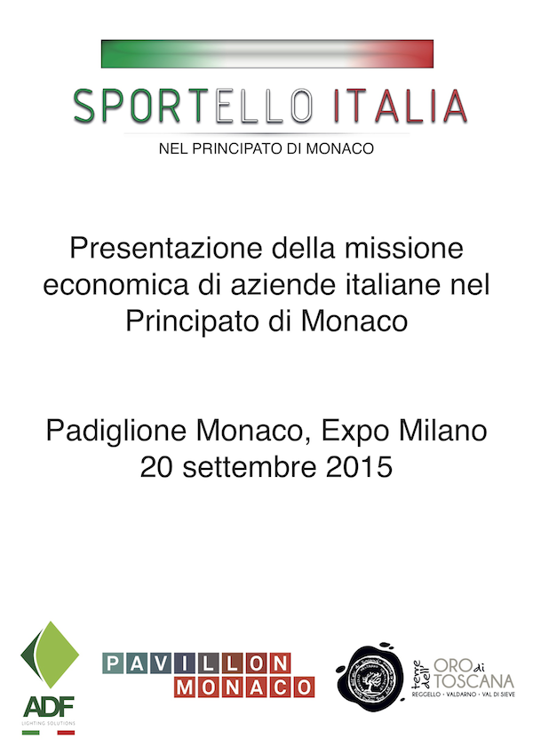 Cartellone evento EXPO Milano